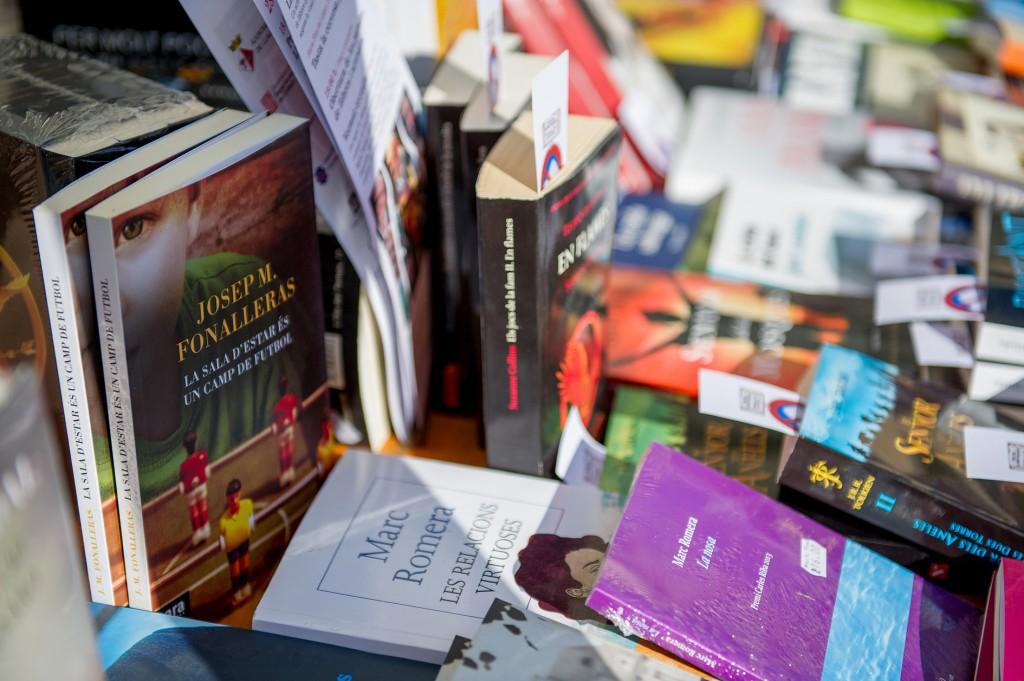 Parades de llibres prohibits
