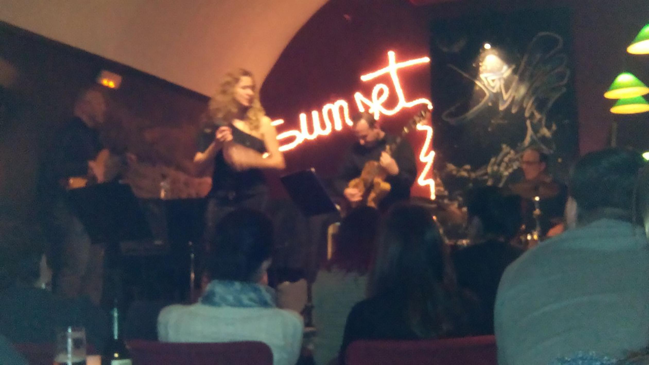 Sunset Jazz Club. Girona 2
